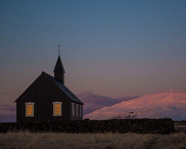 Sarah Jane Photography-Black Church